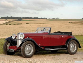 Sunbeam 3-Litre Super Sports Twin Cam Tourer '1925,