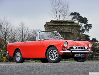 Sunbeam Tiger '1964-67,