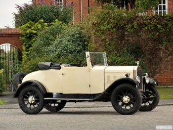 Swift 10 HP P-Type Convertible '1927,