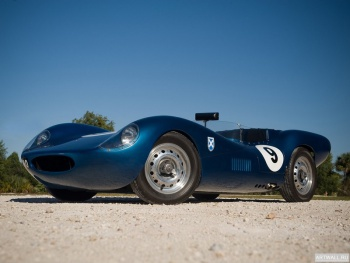 Tojeiro-MG Barchetta Sports Racer '1957,