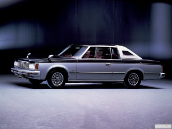 Toyota Crown Royal Saloon 2-door Hardtop (MS112) '1979-83,