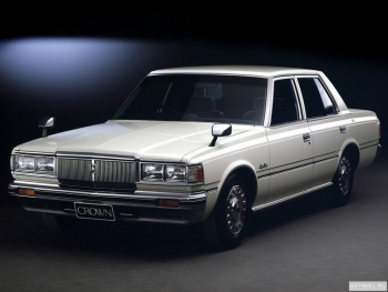 Toyota Crown Super Saloon Sedan (S110) '1979-83,