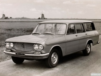 Toyota Crown Wagon (S40) '1962-67,