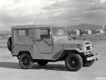 Toyota Land Cruiser 40 (BJ40LV) '1960-67,
