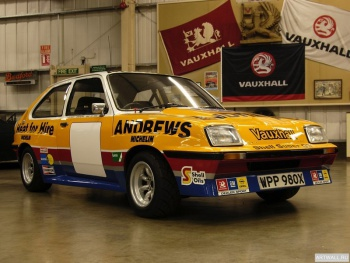 Vauxhall Chevette Rally Car '1977,