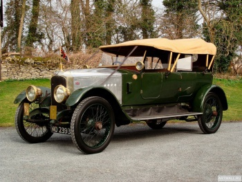 Vauxhall D-Type Tourer '1915,