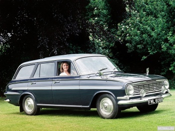 Vauxhall Victor De Luxe Estate (FB) '1961-64,