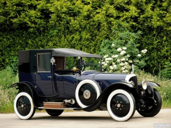 Voisin C1 Presidential Coupe '1921,