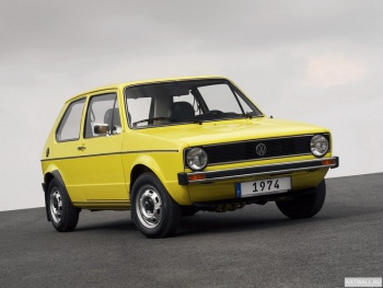 Volkswagen Golf 3-door (I) '1974-83,