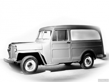 Willys Jeepster '1948-50,