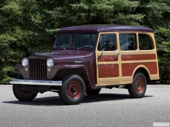Willys Station Wagon '1949,