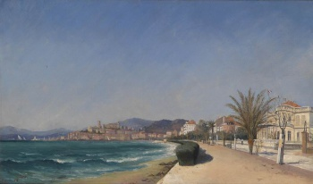 "Janci ""Promenade in cannes"","