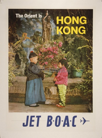 The Orient is Hong Kong, Jet BOAC 2, Туризм
