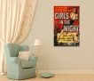 Girls in the Night, The Shock Story of the Big City's Delinquent Daughters, Кино в интерьере