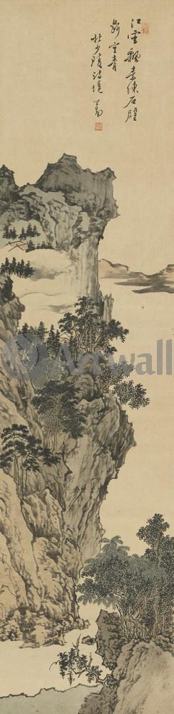 Китайская живопись и графика, Репродукция 49989