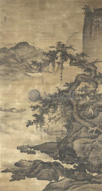 Китайская живопись и графика, Репродукция 50004