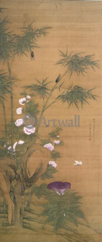 Китайская живопись и графика, Репродукция 50010