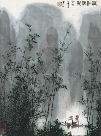 Китайская живопись и графика, Репродукция 50027
