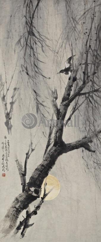 Китайская живопись и графика, Репродукция 50034