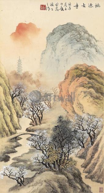 Китайская живопись и графика, Репродукция 50073