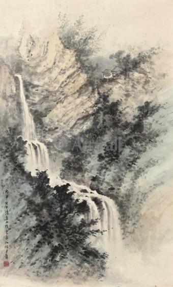 Китайская живопись и графика, Репродукция 50078