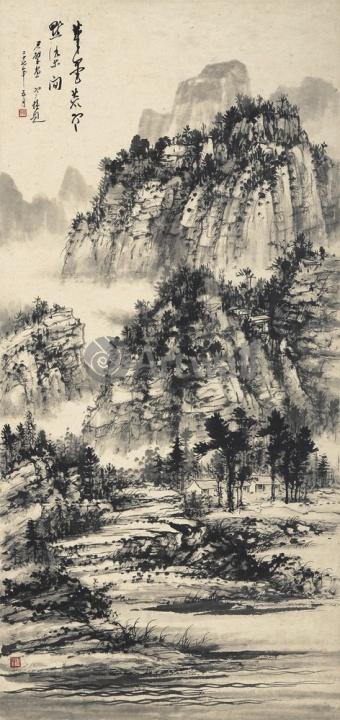 Китайская живопись и графика, Репродукция 50081