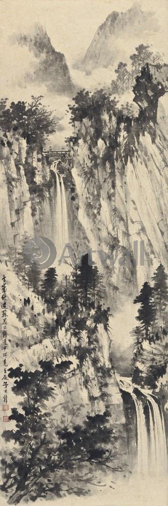 Китайская живопись и графика, Репродукция 50082