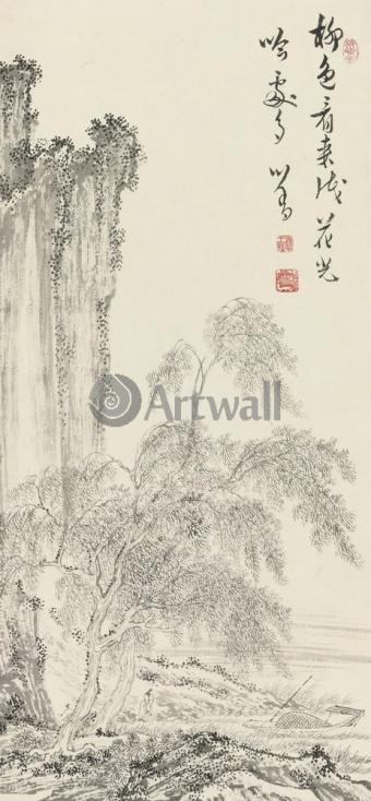 Китайская живопись и графика, Репродукция 50129