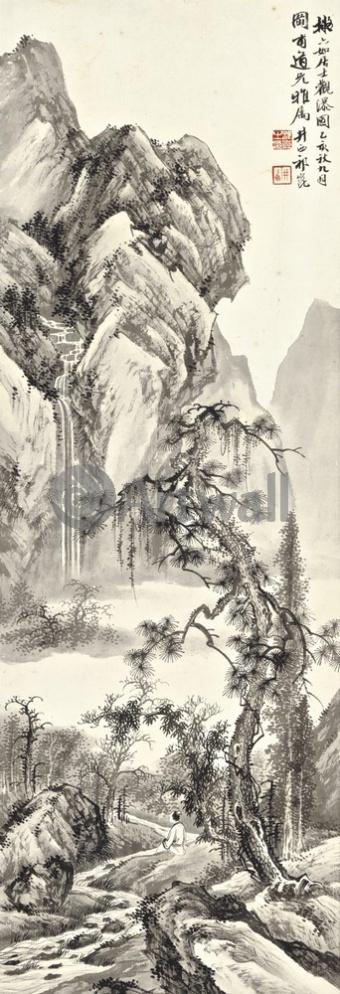 Китайская живопись и графика, Репродукция 50134
