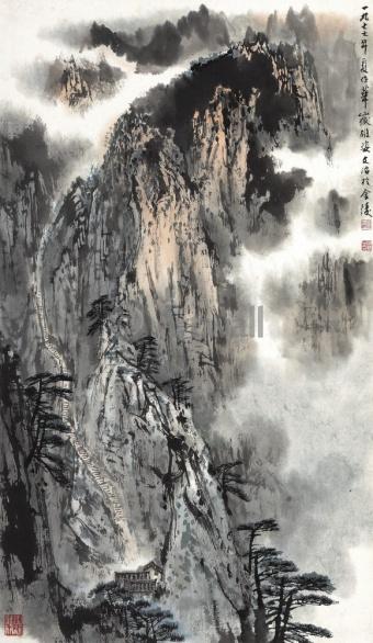 Китайская живопись и графика, Репродукция 50142