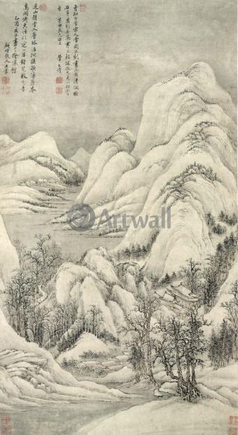 Китайская живопись и графика, Репродукция 50159