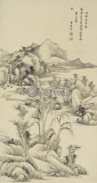 Китайская живопись и графика, Репродукция 50161