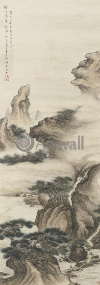 Китайская живопись и графика, Репродукция 50163