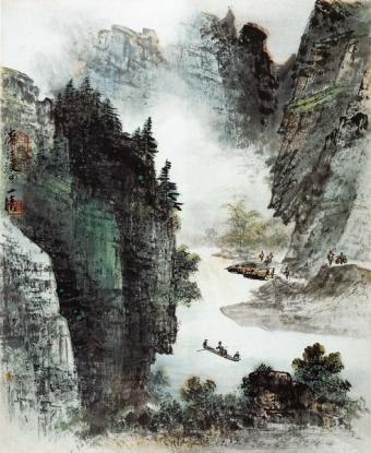 Китайская живопись и графика, Постер 5018