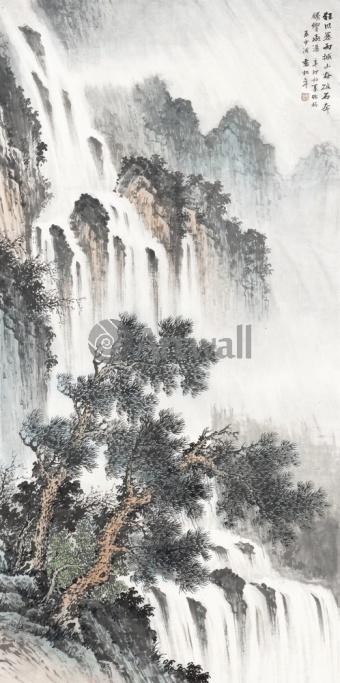 Китайская живопись и графика, Репродукция 50206