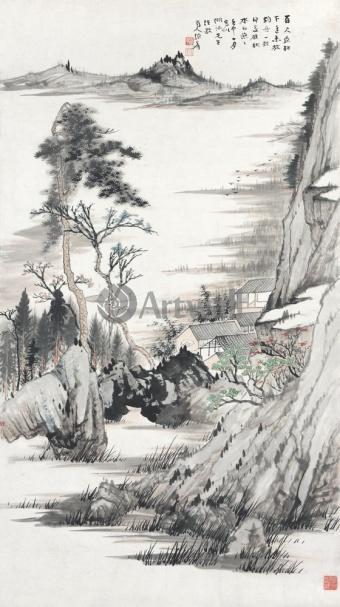 Китайская живопись и графика, Репродукция 50215