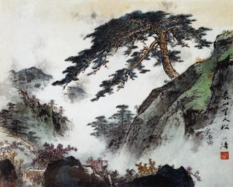Китайская живопись и графика, Постер 5022
