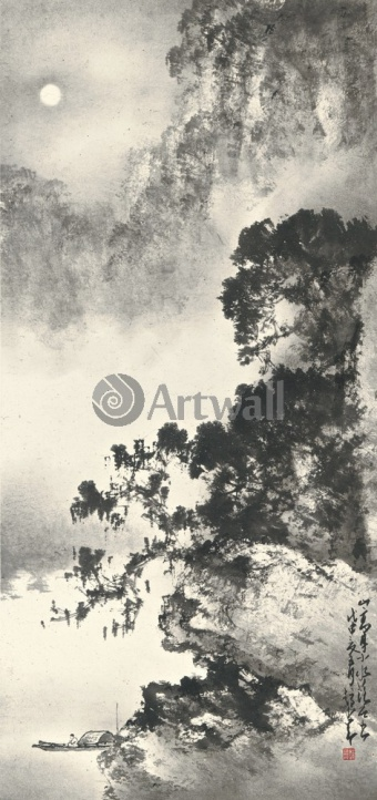 Китайская живопись и графика, Репродукция 50223