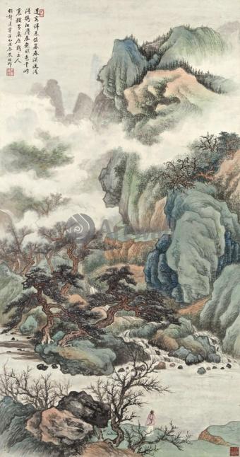 Китайская живопись и графика, Репродукция 50241
