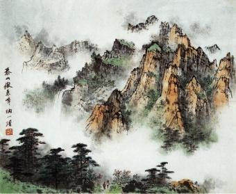 Китайская живопись и графика, Постер 5025