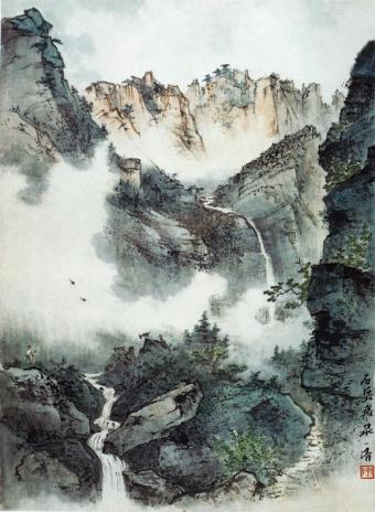 Китайская живопись и графика, Постер 5034