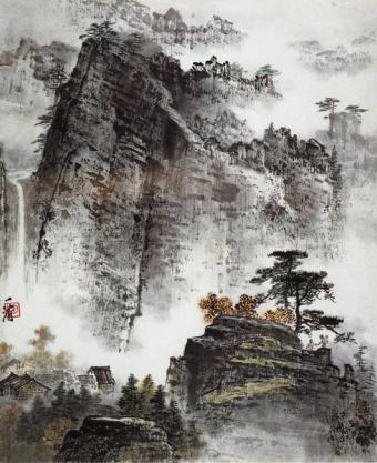 Китайская живопись и графика, Постер 5056