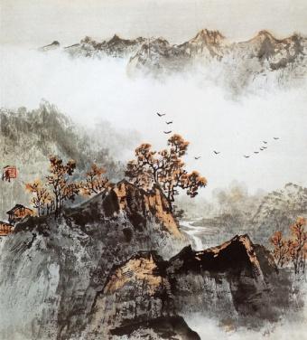 Китайская живопись и графика, Постер 5067