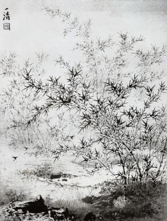 Китайская живопись и графика, Постер 5091