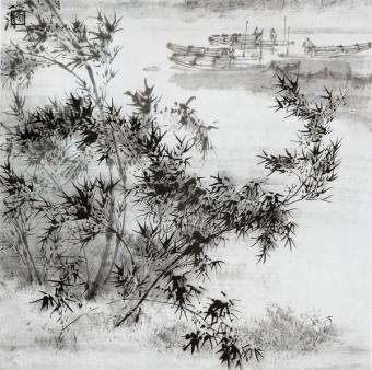 Китайская живопись и графика, Постер 5092