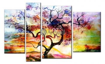 Природа, Модульная картина «Дерево жизни»