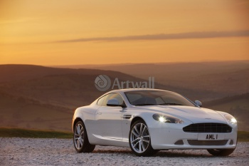 Aston Martin DB9 Coupe,