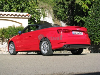 Audi A3 Cabriolet (арт. am1096),