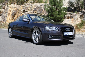 Audi A5 Cabriolet (арт. am1169),