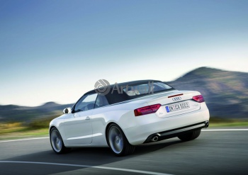 Audi A5 Cabriolet (арт. am1176),